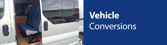 Vehicle Conversions - Key Automotive Solutions